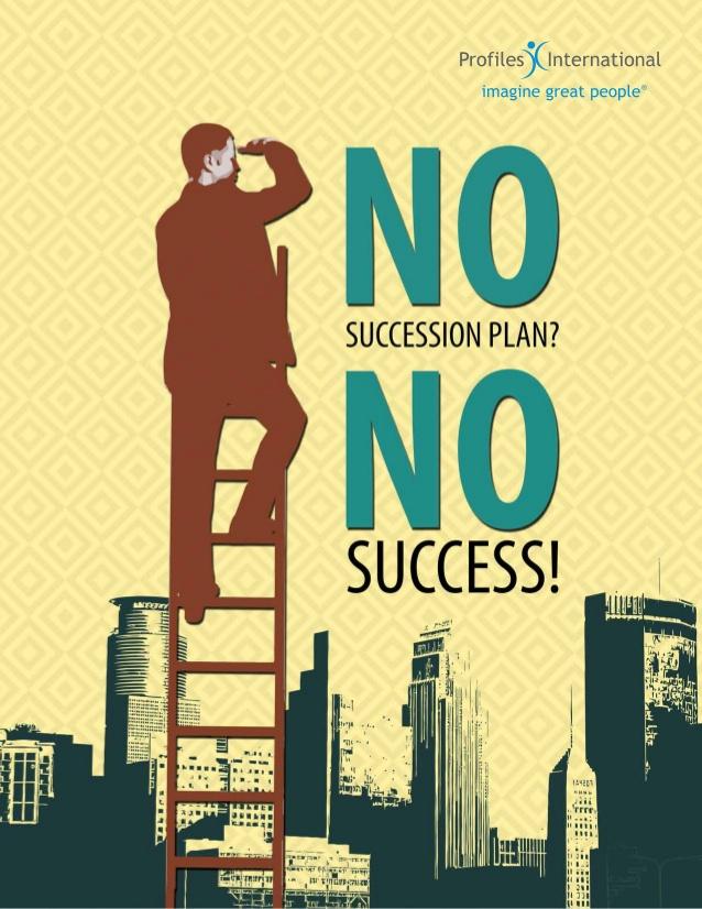Nuevo Blook. No tiene Plan de Sucesión – No tendrá Exito